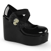 POISON-02 Black Patent